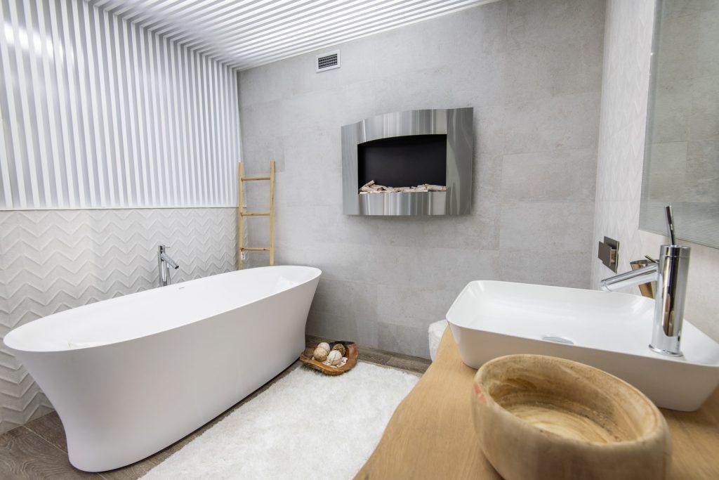 Skandinávská koupelna III.