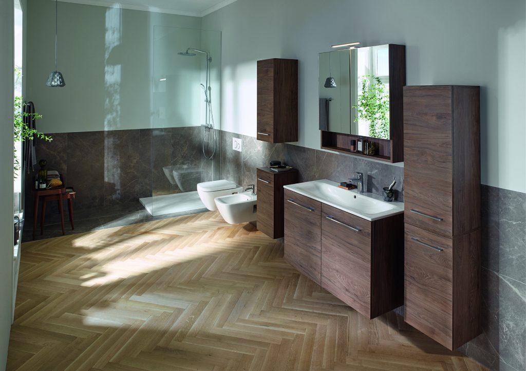 Klasická koupelna I.