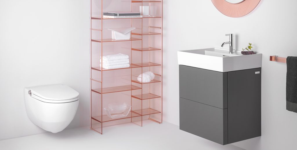 Ikonická koupelna Kartell By Laufen