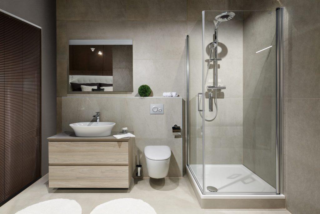 Harmonická koupelna