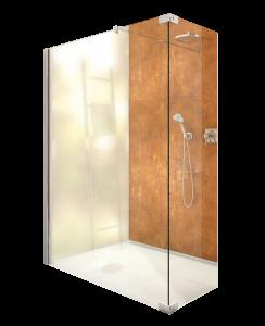 Sprchové kouty walk-in